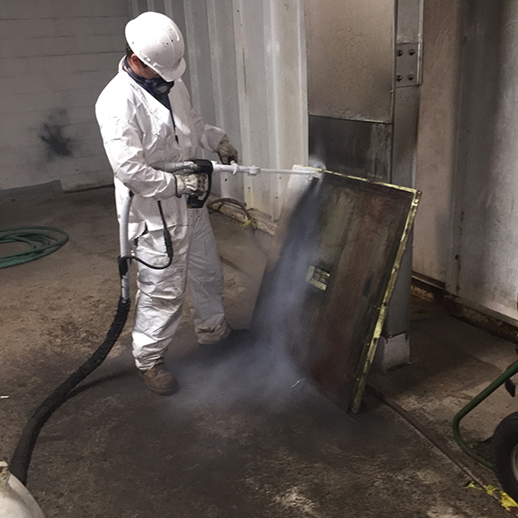 SE Energy Cryogenic Cleaning services
