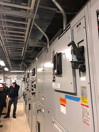 Switchgear - SE Energy
